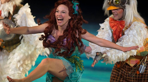 Ariel- Alabama Shakespeare