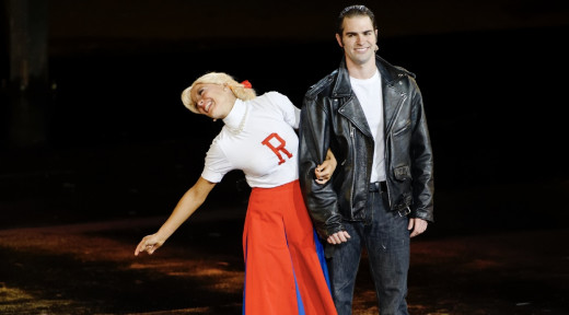 Patty- Grease